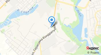 Оптово-розничное предприятие Мелкооптовый на карте
