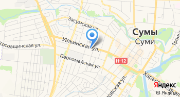 Keeppower Украина на карте