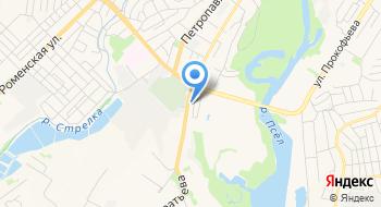 Аквамарин-К на карте