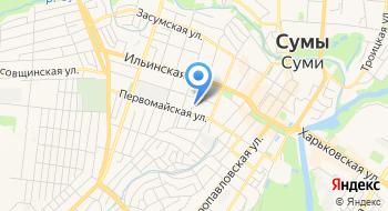 Укрсанлит на карте