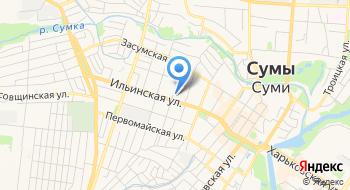 КП Сумское городское БТИ Сумского городского совета на карте