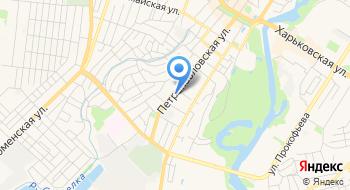 Сумская Областная Научная Медицинская библиотека на карте
