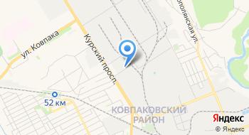 Авторемонтный завод на карте