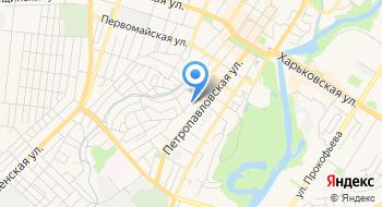 Коммунальное областное предприятие Учебно-производственный центр на карте