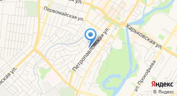 Сумыгаз на карте