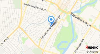 Кий Авиа на карте