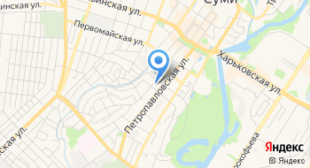 Радиоком-Сумы на карте