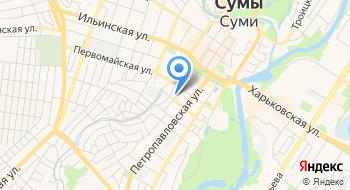 Визаж-студия Богданы Скрынник на карте