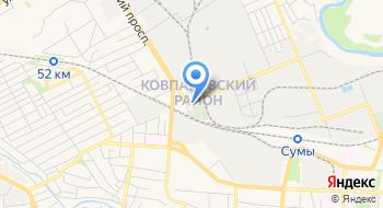 Сумское Дочернее агролесохозяйственное предприятие Сумской Агролесхоз на карте