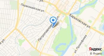 Управление Службы Безопасности Украины в Сумской области на карте