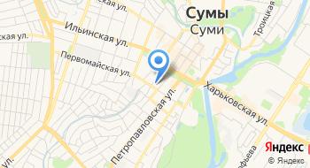 Адвокат Ильченко В.В. на карте