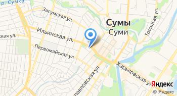 Выставочный центр СТПП Ильинский на карте