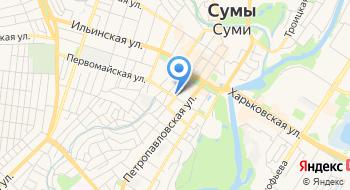 Сумской Тур салон на карте
