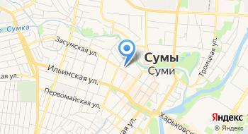 Оптово-розничное предприятие Агроконтакт на карте