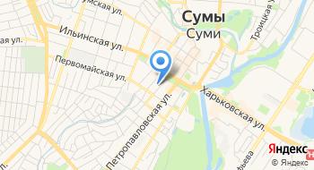 КЗ Сос Сумской областной театр для детей и юношества на карте