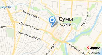 Фирменный магазин Мир Белорусской Косметики на карте