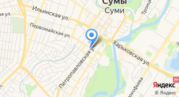Первое частное Бти на карте