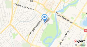 Прокуратура Сумской области на карте