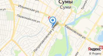 Институт прикладной физики Национальной Академии Наук Украины на карте