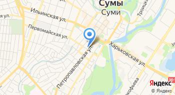 Институт прикладной физики НАН Украины на карте