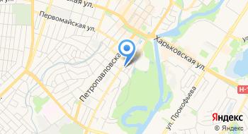 Днепродипроводхоз государственный региональный проектно-изыскательский институт, Сумской филиал на карте