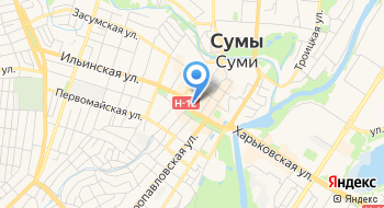 Ресторан Холостяк на карте
