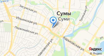 ТЦ Киев на карте