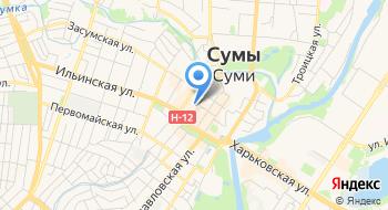 Бюро переводов Радуга на карте