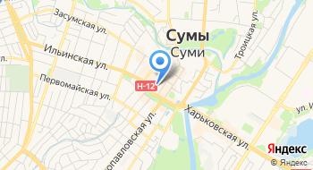 Бизнес-центр Эмпаер Моторс на карте