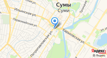 Юридическая компания Давыдко И.А. на карте