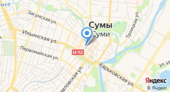 Агентство недвижимости Наш город на карте