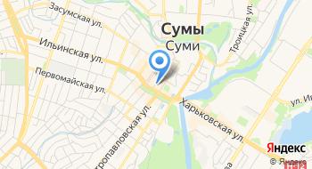 Ломбард Украина на карте