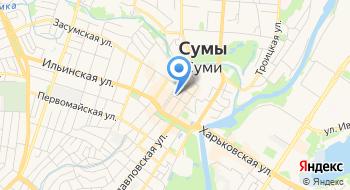 Горько & Сладко на карте