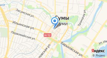 Интернет-магазин Бимбо на карте
