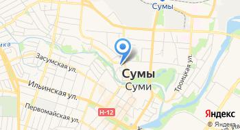 Отдел торговли быта и защиты прав потребителей Сумского городского совета на карте