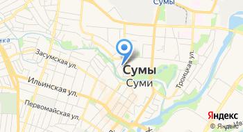 Государственный архив Сумской областной госадминистрации, корпус № 2 на карте