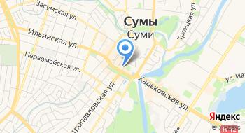 Львовская мастерская шоколада на карте