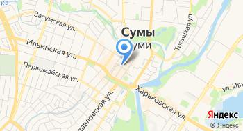 Интернет-портал Gorod.sumy.ua на карте