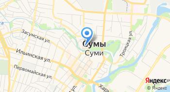 Школа Кундалини йоги в Сумах на карте