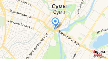 Сервисно-издательский центр Филиал в Сумской области на карте