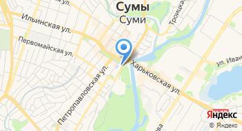 Сумской областной художественный музей имени Н.Х. Онацкого на карте