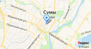 TUI Ukraine на карте