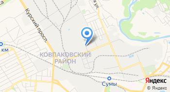 Оптовая база Жарков на карте