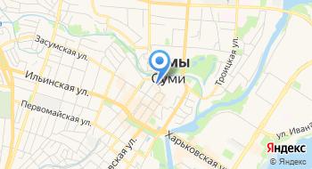 Автопрокат Сумы на карте