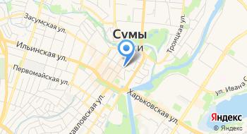 КУ СГС Агенция Промоции Сумы на карте