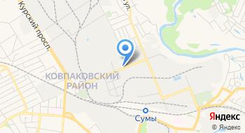 Гипермаркет Рона на карте