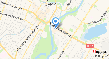 SumWeb Studio на карте