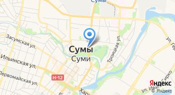 УкрСиббанк на карте