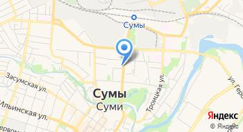 Адвокат Бондарь В.Н. на карте