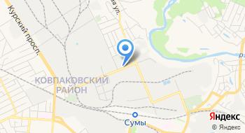 Сумский завод Энергомаш на карте